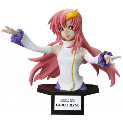 BANDAI MODEL KITS 214484 Lacus Clyne Gundam Seed Figure-Rise Bust