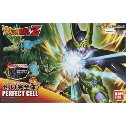 BANDAI MODEL KITS 207586 Perfect Cell Dragon Ball Z Figure-Rise Standard