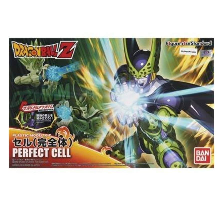 207586 Perfect Cell Dragon Ball Z Figure-Rise Standard