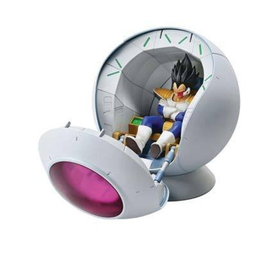 210526 Saiyan Space Pod Dragon Ball Z Fig-Rise Mechanic