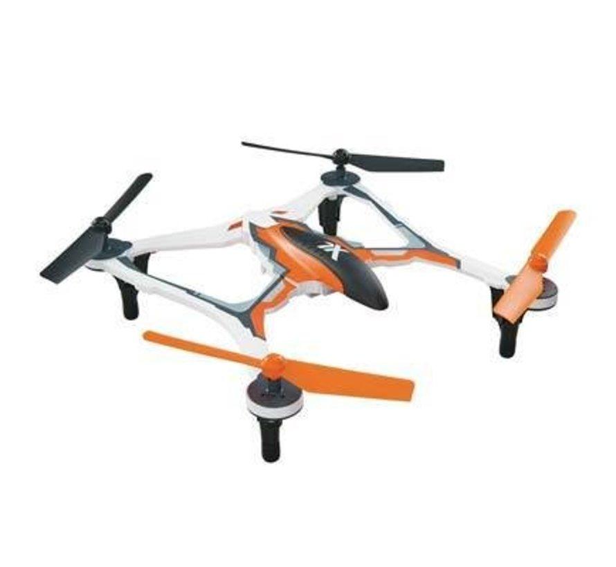 XL 370 UAV Drone RTF Orange