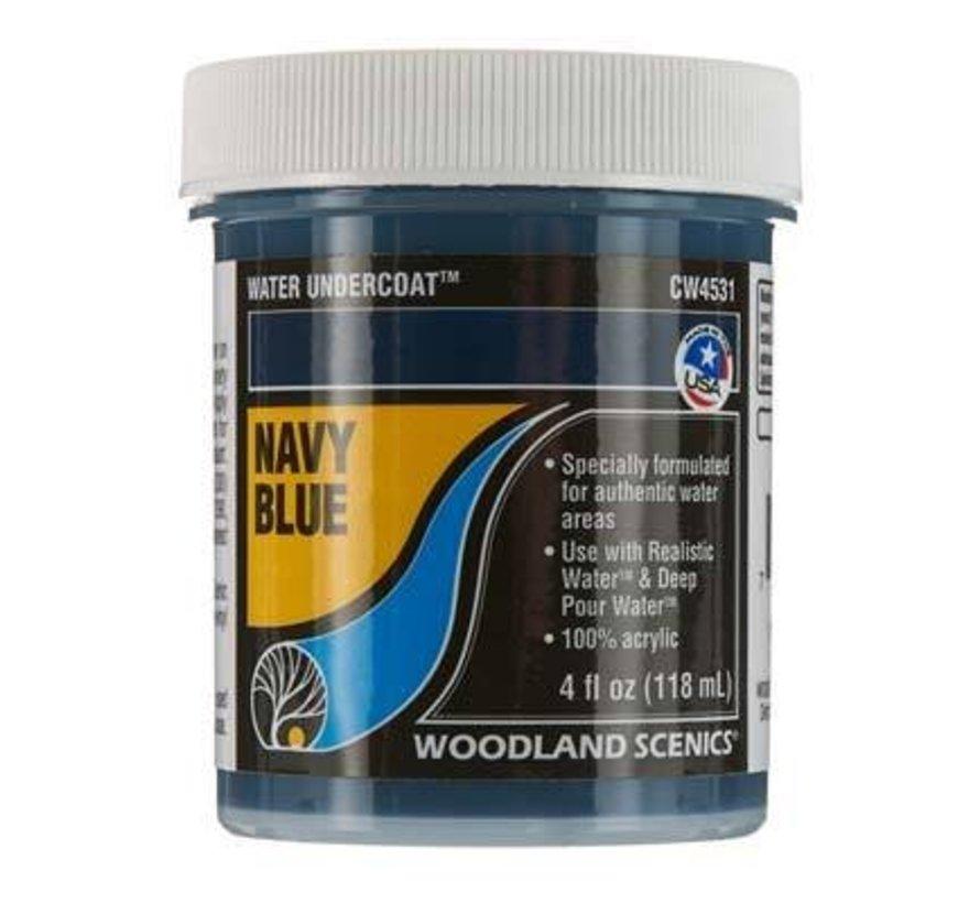CW4531 Water Undercoat Navy Blue