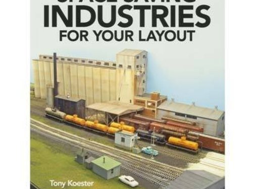 Kalmbach (KAL) 400- Space-Saving Industries for Your Layout