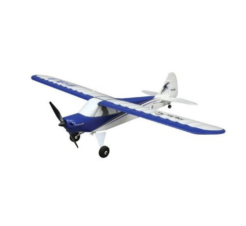 HBZ - HobbyZone 4400 Sport Cub S RTF with SAFE RC Trainer Airplane