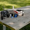 HBZ - HobbyZone 5400 Champ S+ RTF RC Trainer Airplane with Transmitter Complete
