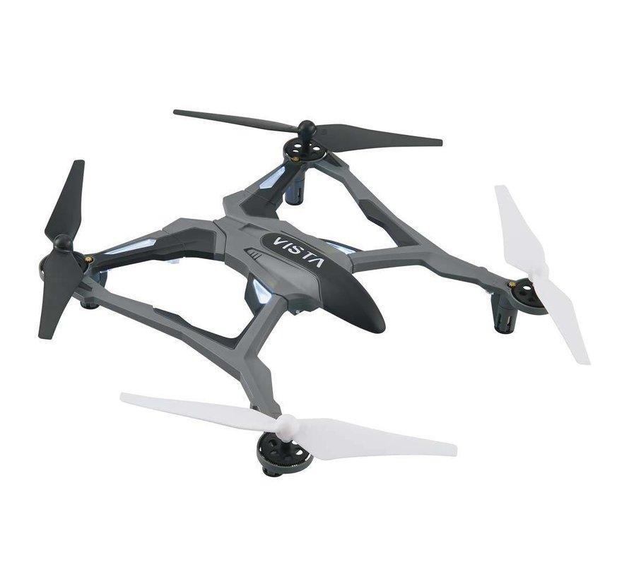 E03WW Vista UAV Quadcopter RTF White