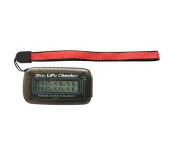 HRC-Hitec 44173 Lipo Voltage Checker and Balancer