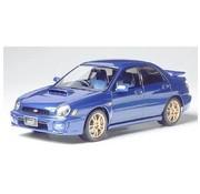 Tamiya (TAM) 865- 24231 Subaru 2001 Impreza STI 1/24