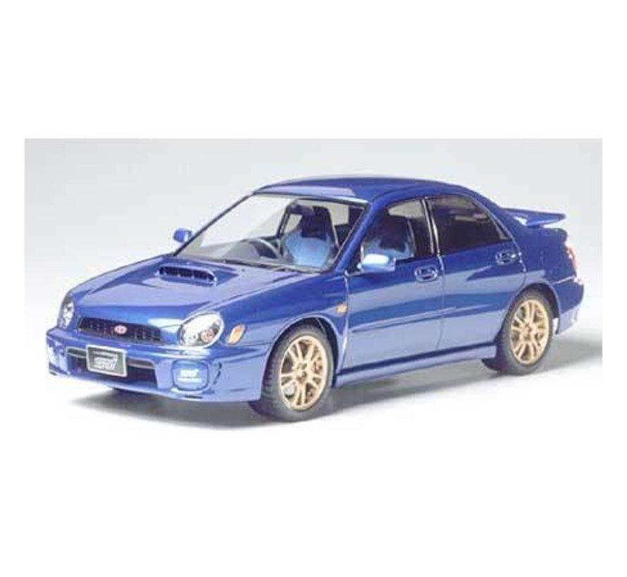 24231 1/24 '01 Subaru Impreza STI