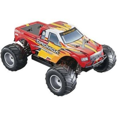 DID - Dromida 1/18 Monster 4WD Truck Brushless 2.4GHz w/Batter/Charger