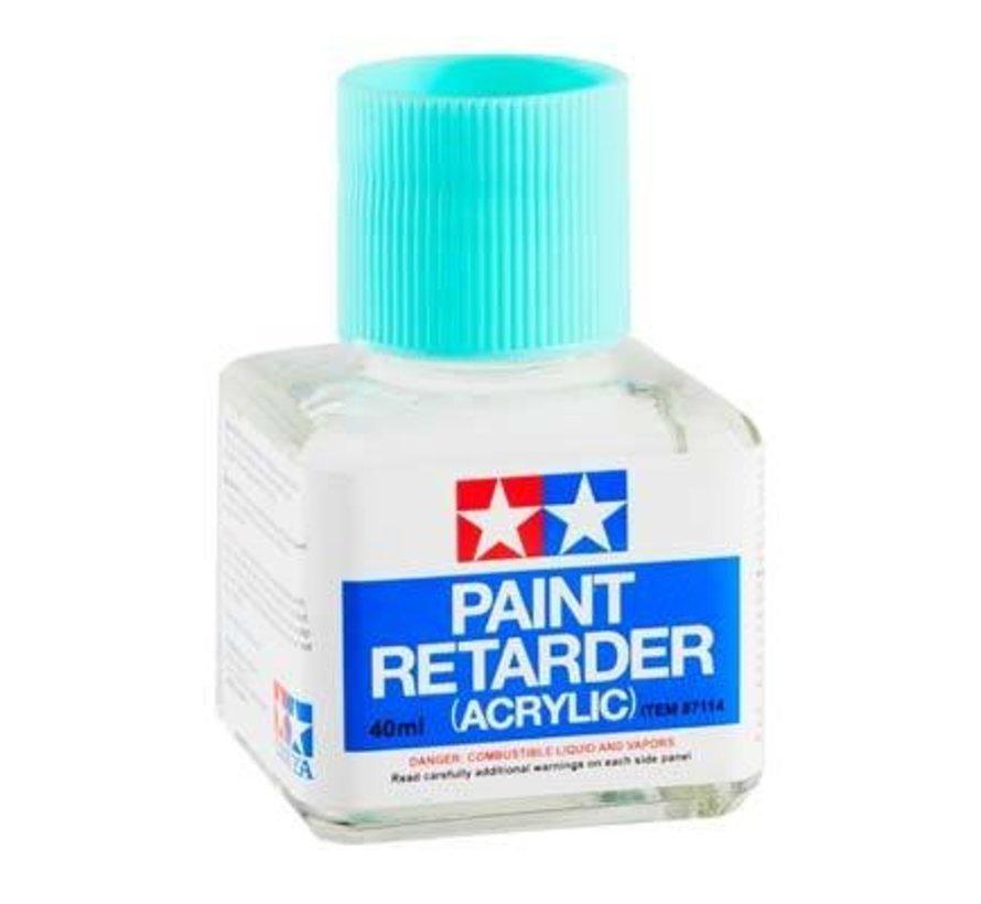 87114 Paint Retarder (Acrylic) 40ml