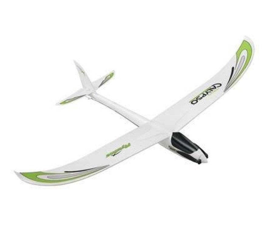 Micro Calypso RTF RC Electric Powered Glider