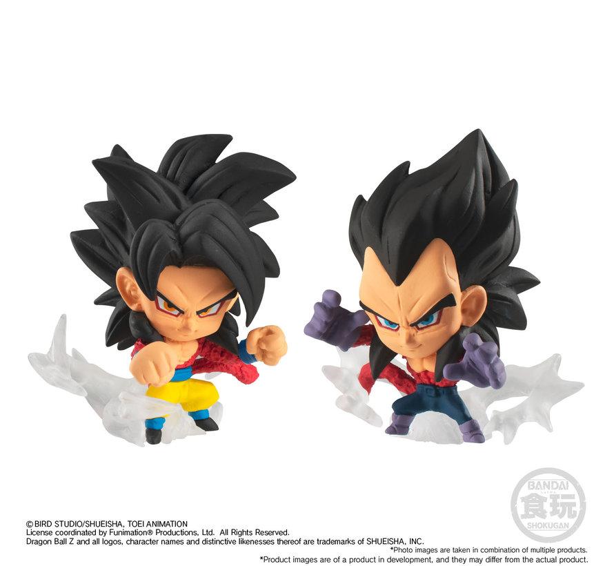 "42458 Dragon Ball Super Warriors 2, ""Dragon Ball Super"" (EACH random), Bandai Dragon Ball Super Warriors"