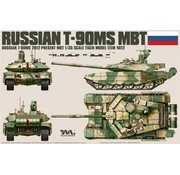 TMK - TIGER MODEL LTD 35 4612 1/35 Russian T-90MS MBT