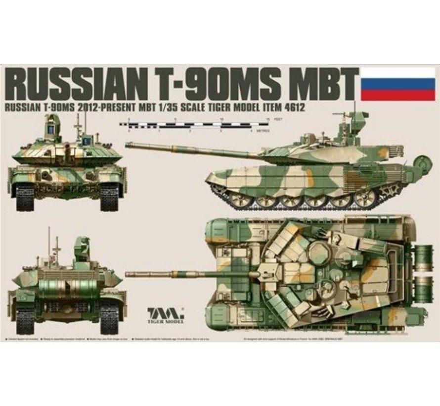 35 4612 1/35 Russian T-90MS MBT