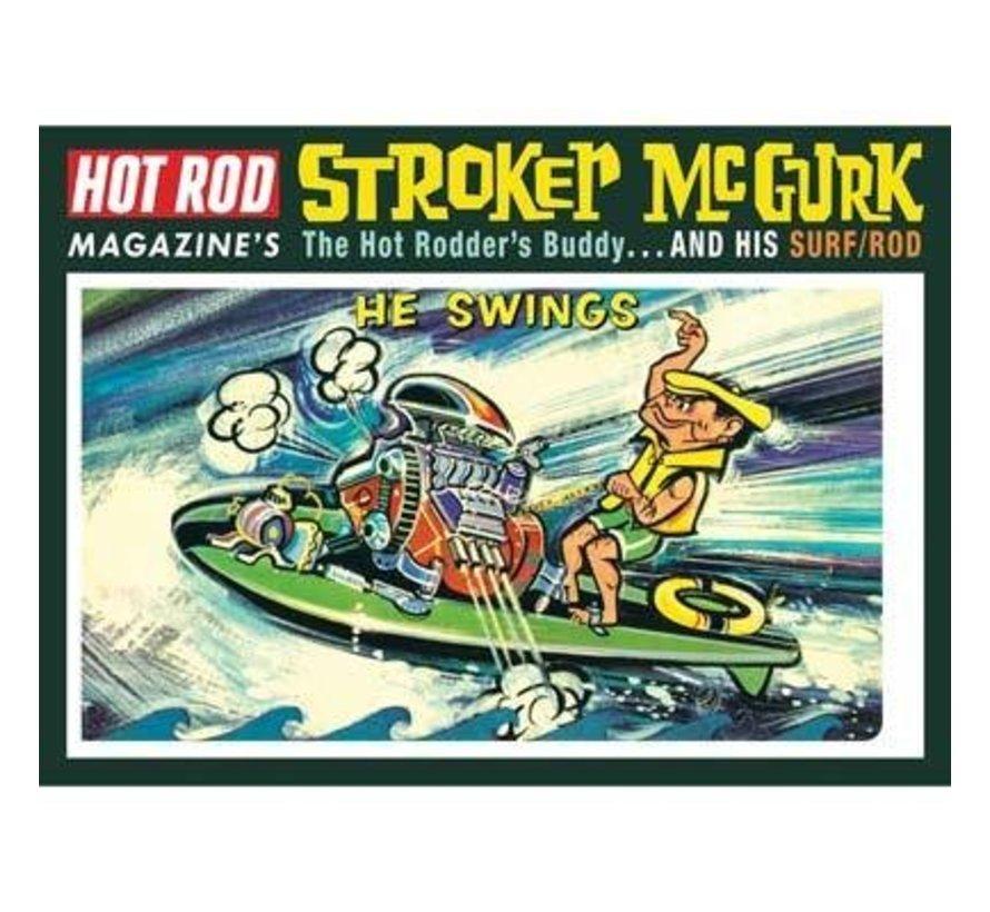 MPC873/12 1/6 Stroker McGurk Surf Rod Cruisr Caricature