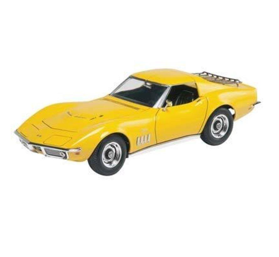 85-4411 Revell 1/25 '69 Corvette Coupe Yenko