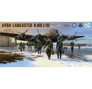 Border Model (BDM) BF010 Avro Lancaster B.MK.I/III with Full Interior 1/32