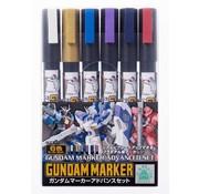 Mr. Hobby GSI - GNZ GMS124 Gundam Marker Advanced Set