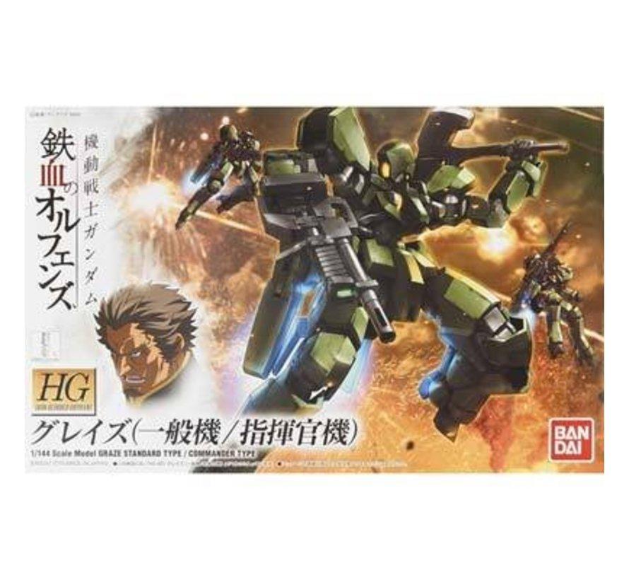 "201874 #02 Graze Standard/Commander Type ""Gundam IBO"" Bandai HG IBO"