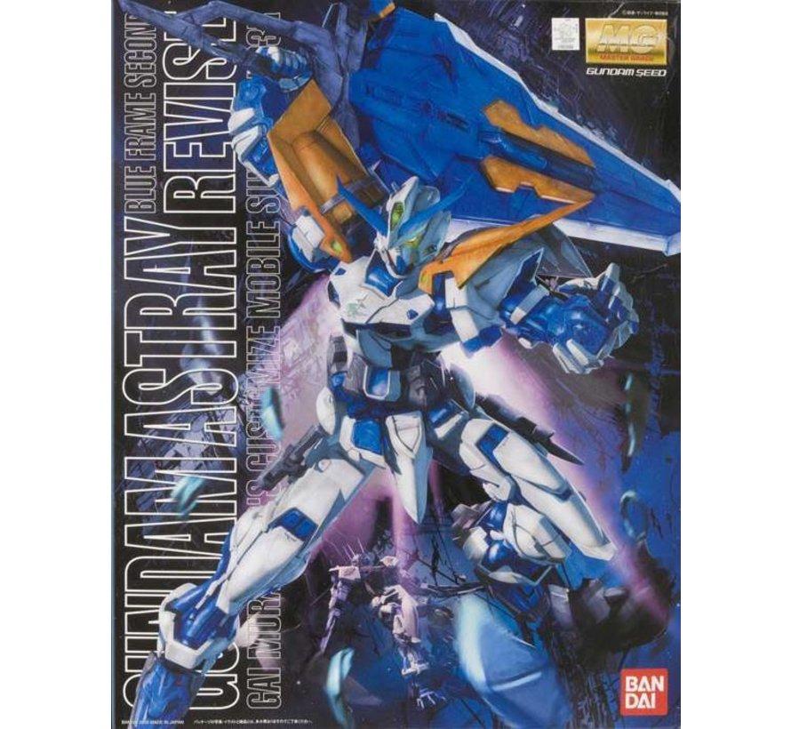 160998 1/100 Gundam Astray Blue Frame Second Revise