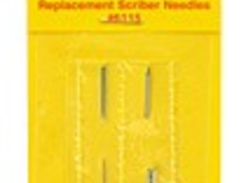 CUH - Flex-I-File Scriber Needle Replacements