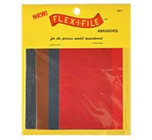 CUH - Flex-I-File FLE0801  FLEX-I-FILE ABRASIVE SHEET *