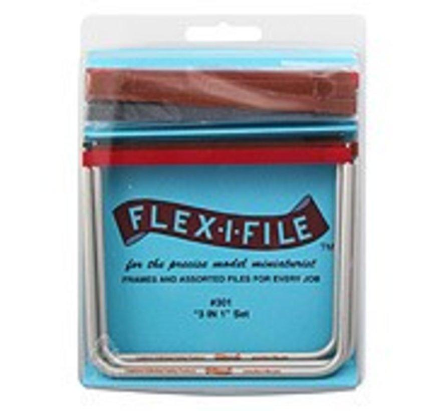 FLE0301  FLEX-I-FILE 3 IN 1 SET