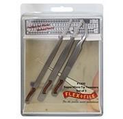 Flex-I-File (FLX) 232- Stainless Steel Tweezer Set