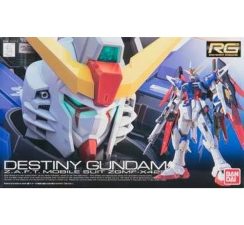 BANDAI MODEL KITS 181595 #11 Destiny Gundam RG 1/144