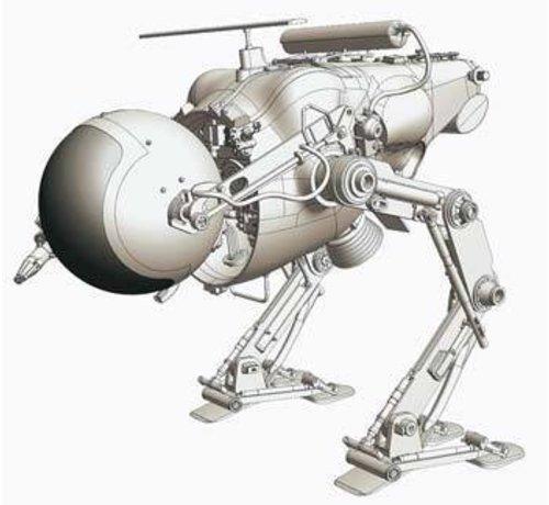 Hasegawa (HSG) (D)  64006 1/20 Luna Tactical Reconnaissance LUM-168 Camel