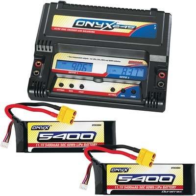Radio Controlled Batteries & Chargers