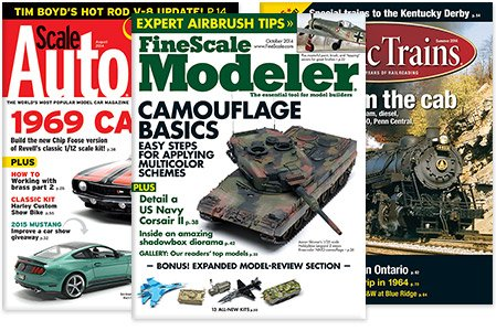 Hobby Related Magazines and Books