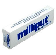 MILLIPUT (MIL) 96332 MILLIPUT Epoxy Putty 4 OZ REGULAR SILVER GRAY