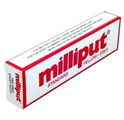 MILLIPUT (MIL) 96331 Standard YELLOW -Grey 2-Part Self Hardening Putty