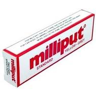 PLS - Plastruct 96331 MILLIPUT Epoxy Putty 4 oz. YELLOW