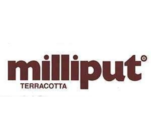 TERRACOTTA - Milliput 2-Part Epoxy Putty 4 oz. Set