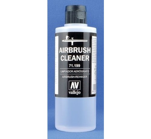 VLJ-VALLEJO ACRYLIC PAINTS 71199 - AIRBRUSH CLEANER            200ML