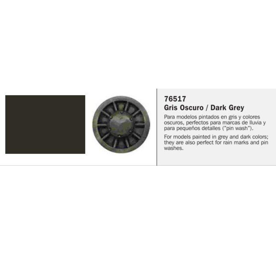 76517 - DARK GREY WASH              35ML