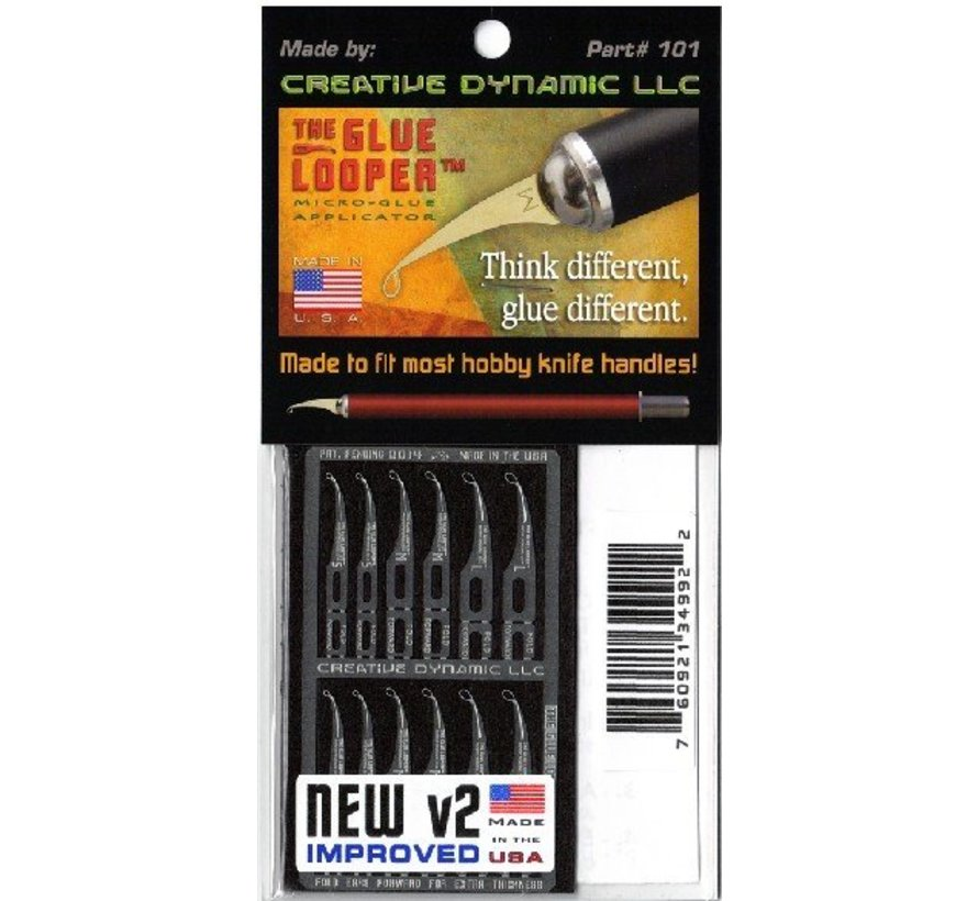 101 The Glue Looper Micro-Glue Applicator *