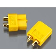 INT - Integy C23352 XT-60 Type Connector Set  3.5mm