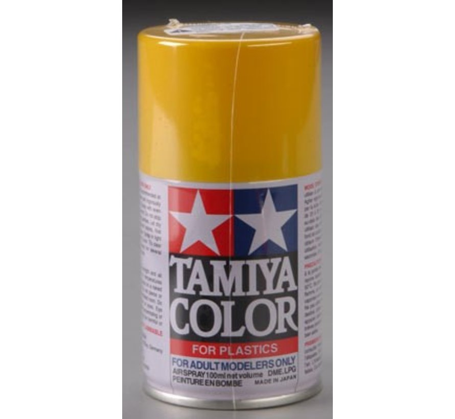 85047 Spray Lacquer TS-47 Chrome Yellow