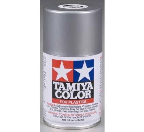 TAM - Tamiya 865- 85017 Spray Lacquer TS-17 Aluminum Silver