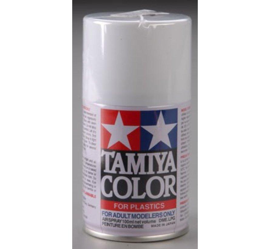 85027 Spray Lacquer TS27 Matte White 3 oz