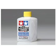 Tamiya (TAM) 865- Lacquer Paint Thinner 250ml