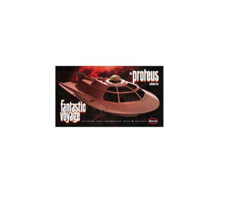 963 1/32 Fantastic Voyage Proteus