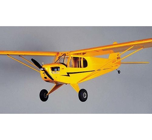 HRR - HERR Model Airplanes 505 HERR PIPER J-3 CUB 1/2A R/C .049 -.061 48 INCH WING SPAN