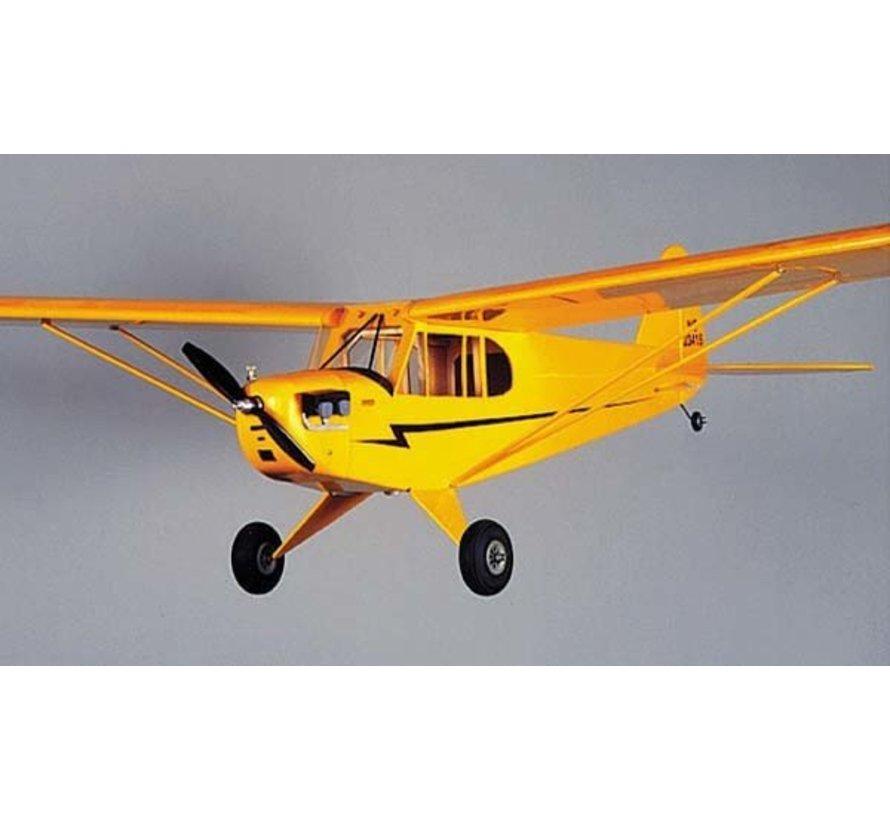 505 HERR PIPER J-3 CUB 1/2A R/C .049 -.061 48 INCH WING SPAN