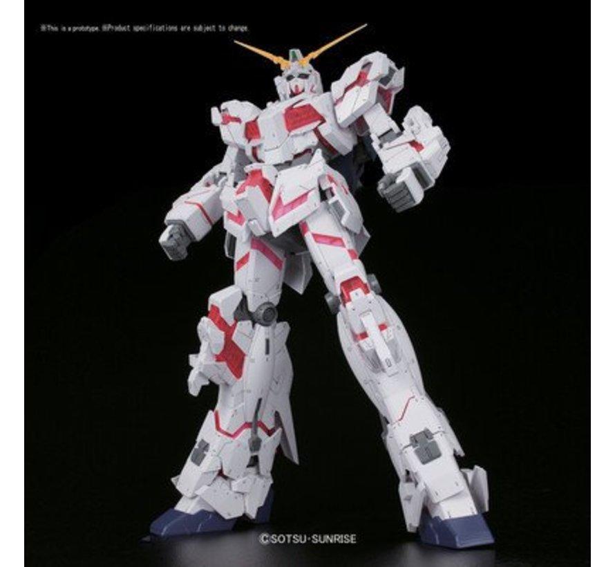 """216742 Unicorn Gundam Destroy Mode """"Gundam UC"""", Bandai Mega Size 1/48"""