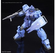 BANDAI MODEL KITS #207  RX-79BD-1 Blue Destiny Unit 1 Exam  1/144